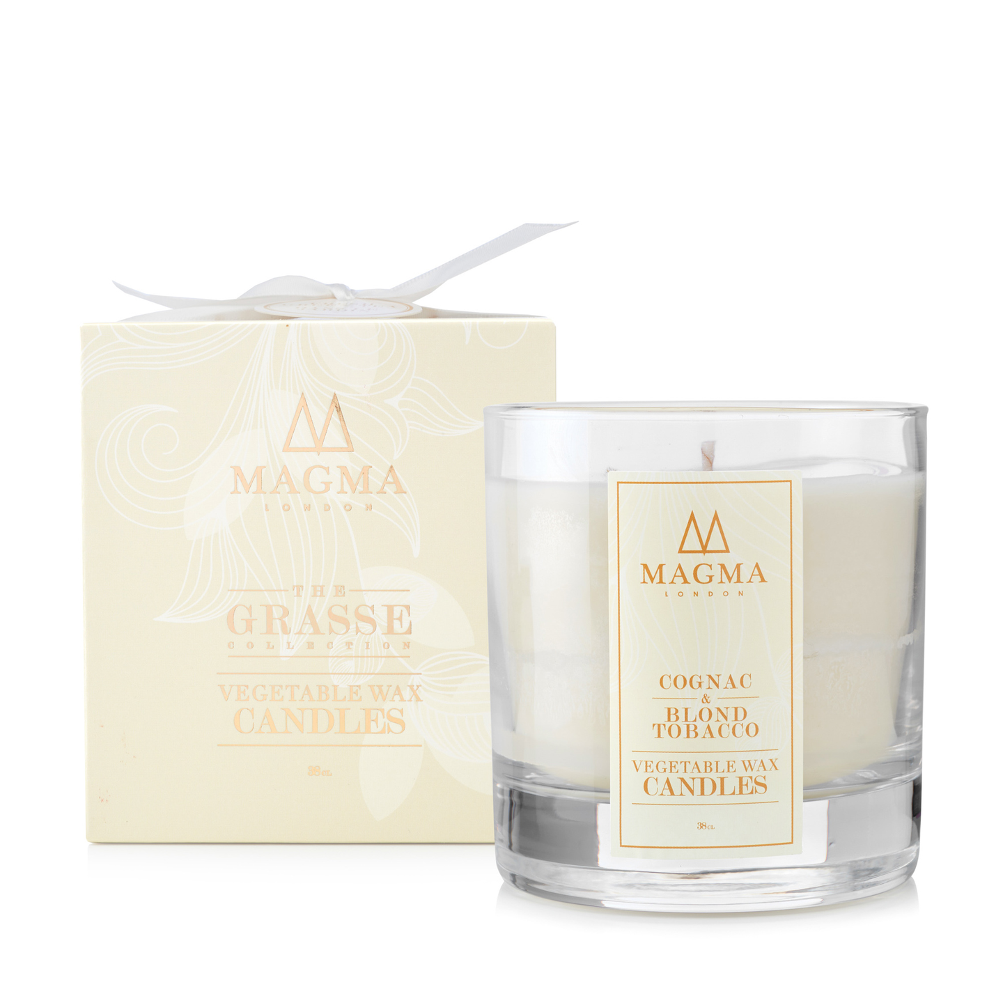 Cognac & Blond Tobacco- Candle