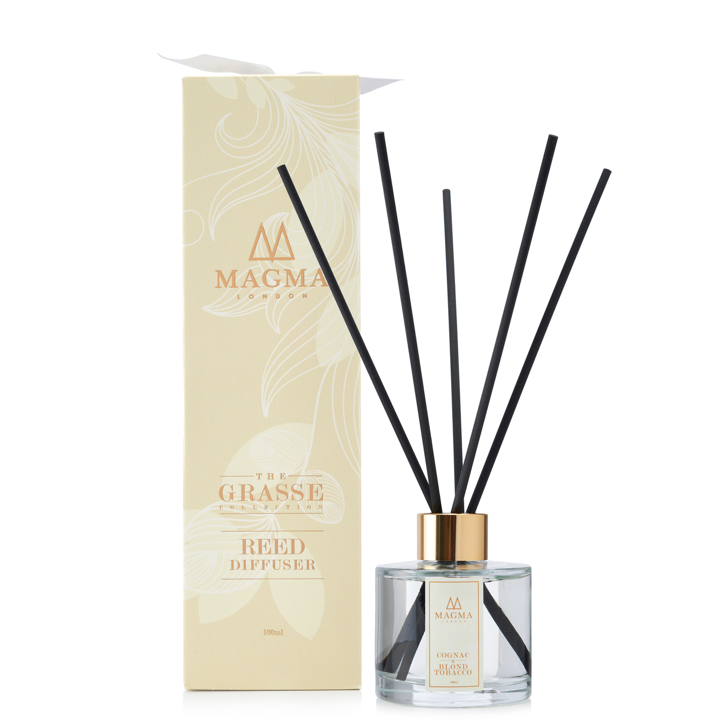 Cognac & Blond Tobacco- Diffuser