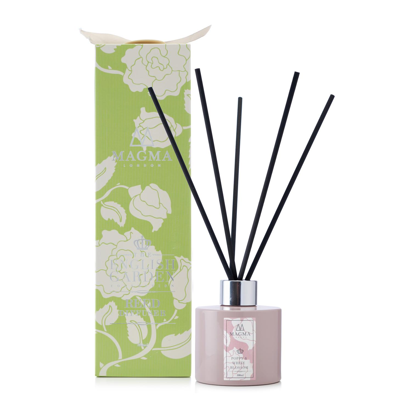 Poppy & White Blossom- Diffuser